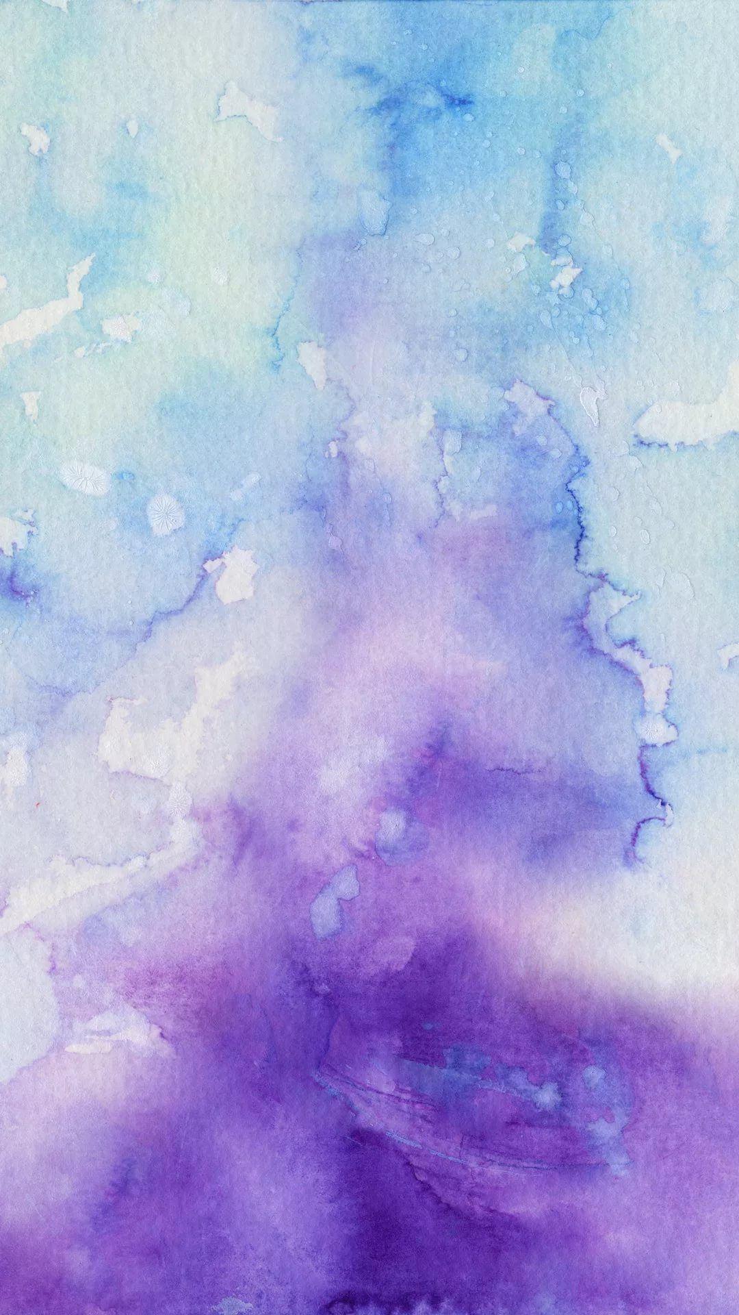 Watercolor iPhone 6 wallpaper