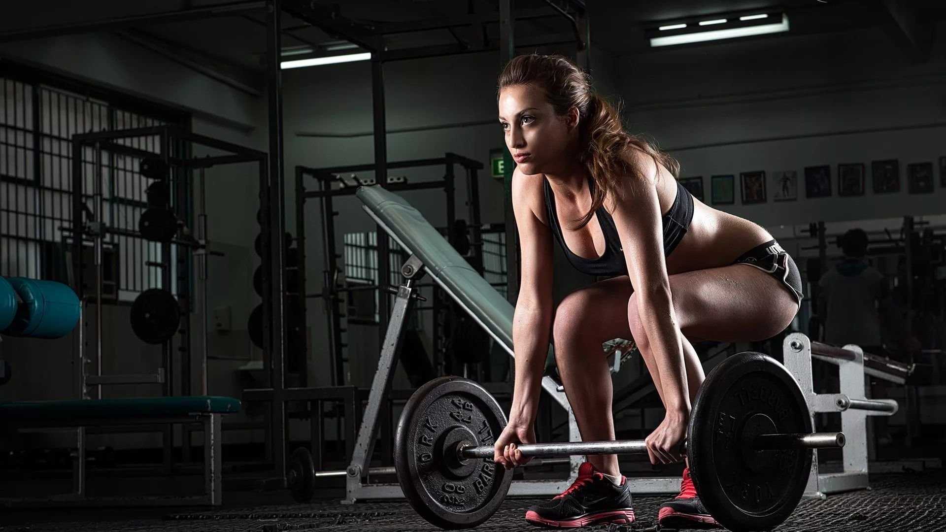 Workout wallpaper photo
