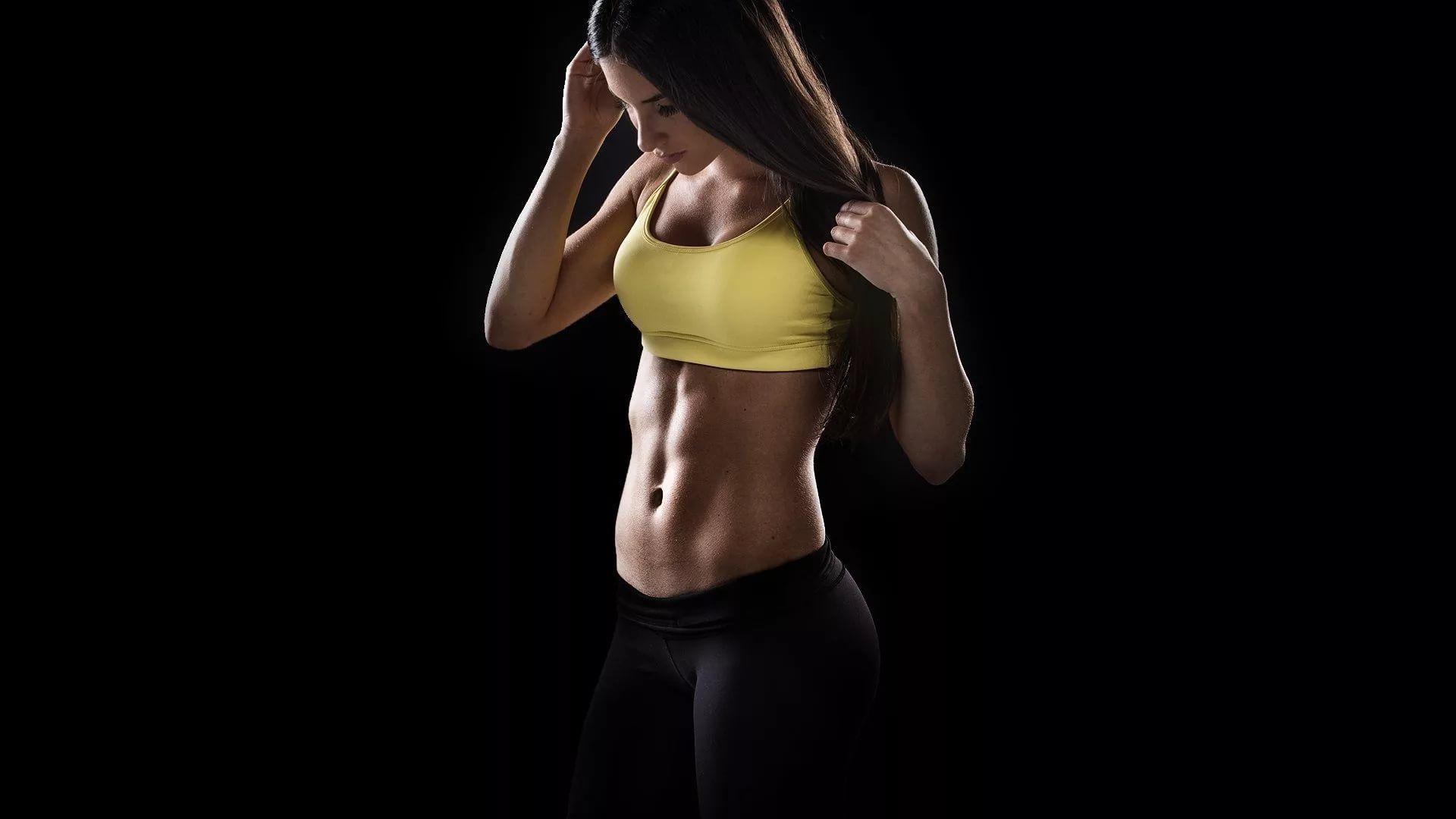 Workout desktop wallpaper