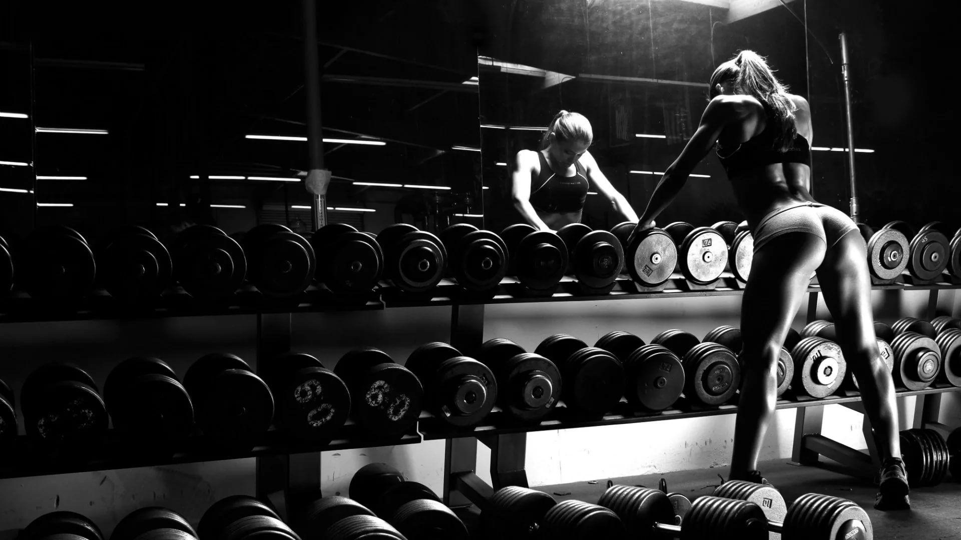 Workout Motivation desktop wallpaper