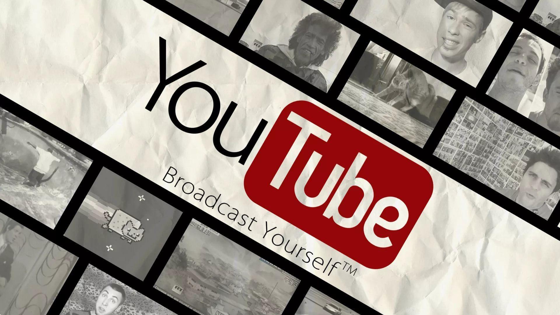 Youtube a wallpaper