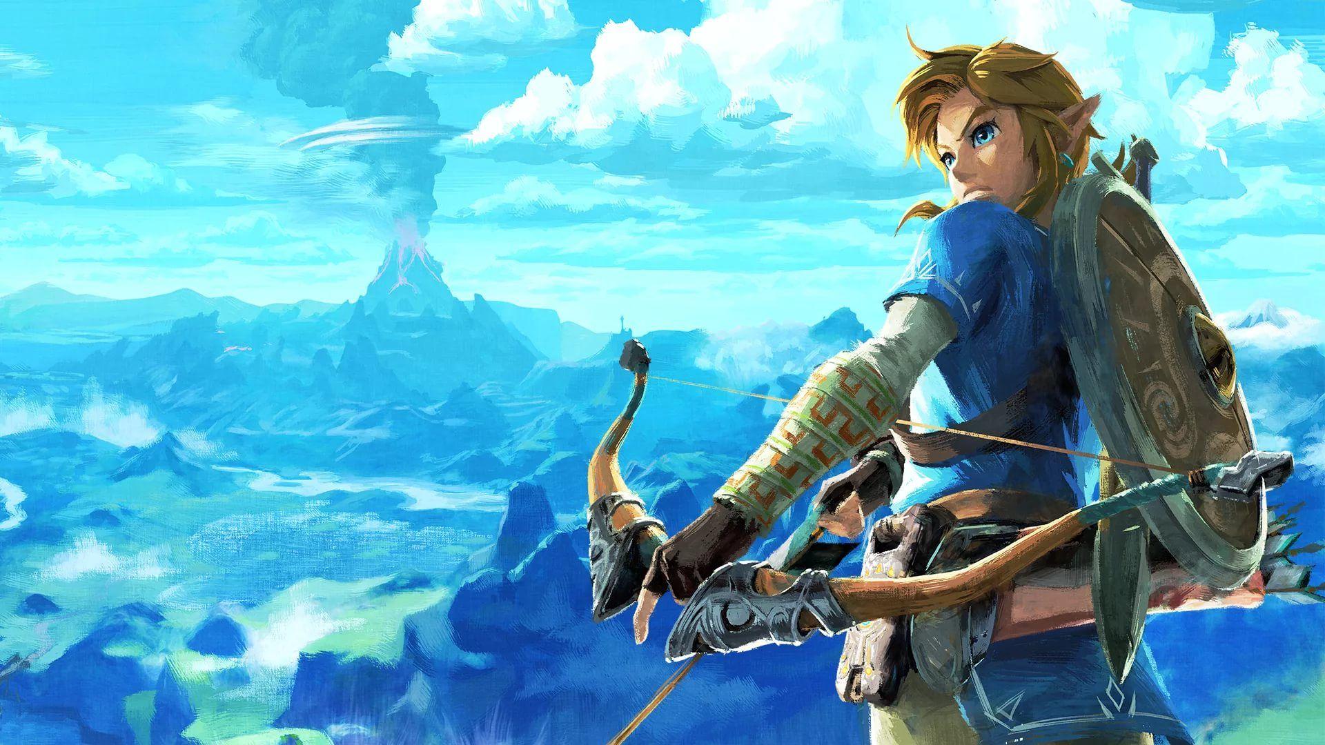 Zelda Live Cool Wallpaper