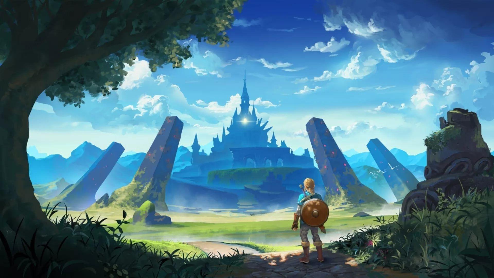 Zelda Live beautiful wallpaper