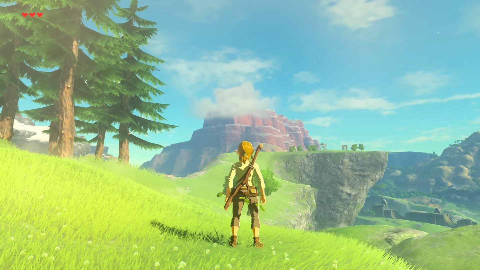 Zelda Live 1920x1080 wallpaper