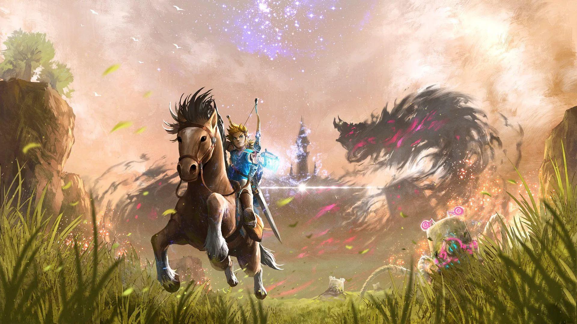 Zelda Live wallpaper photo full hd