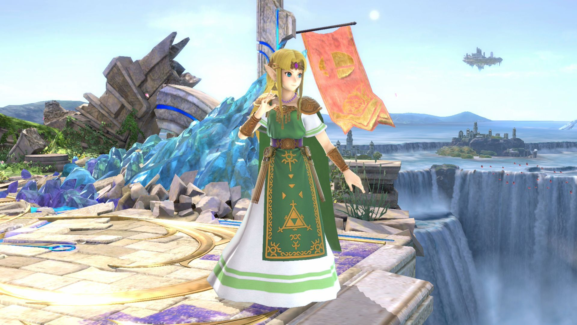 Zelda Live Picture