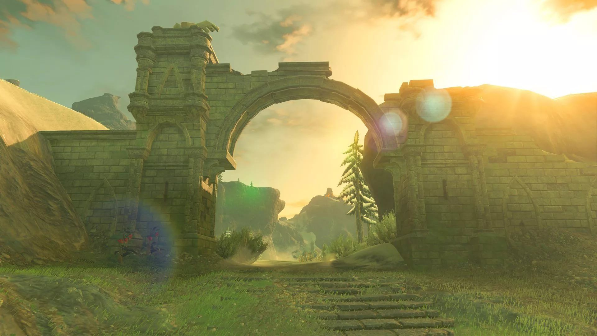 Zelda Live High Quality