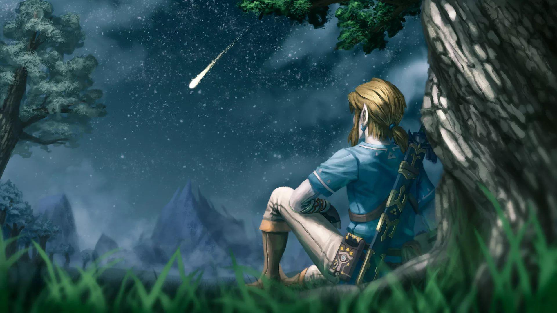 Zelda Live free hd wallpaper