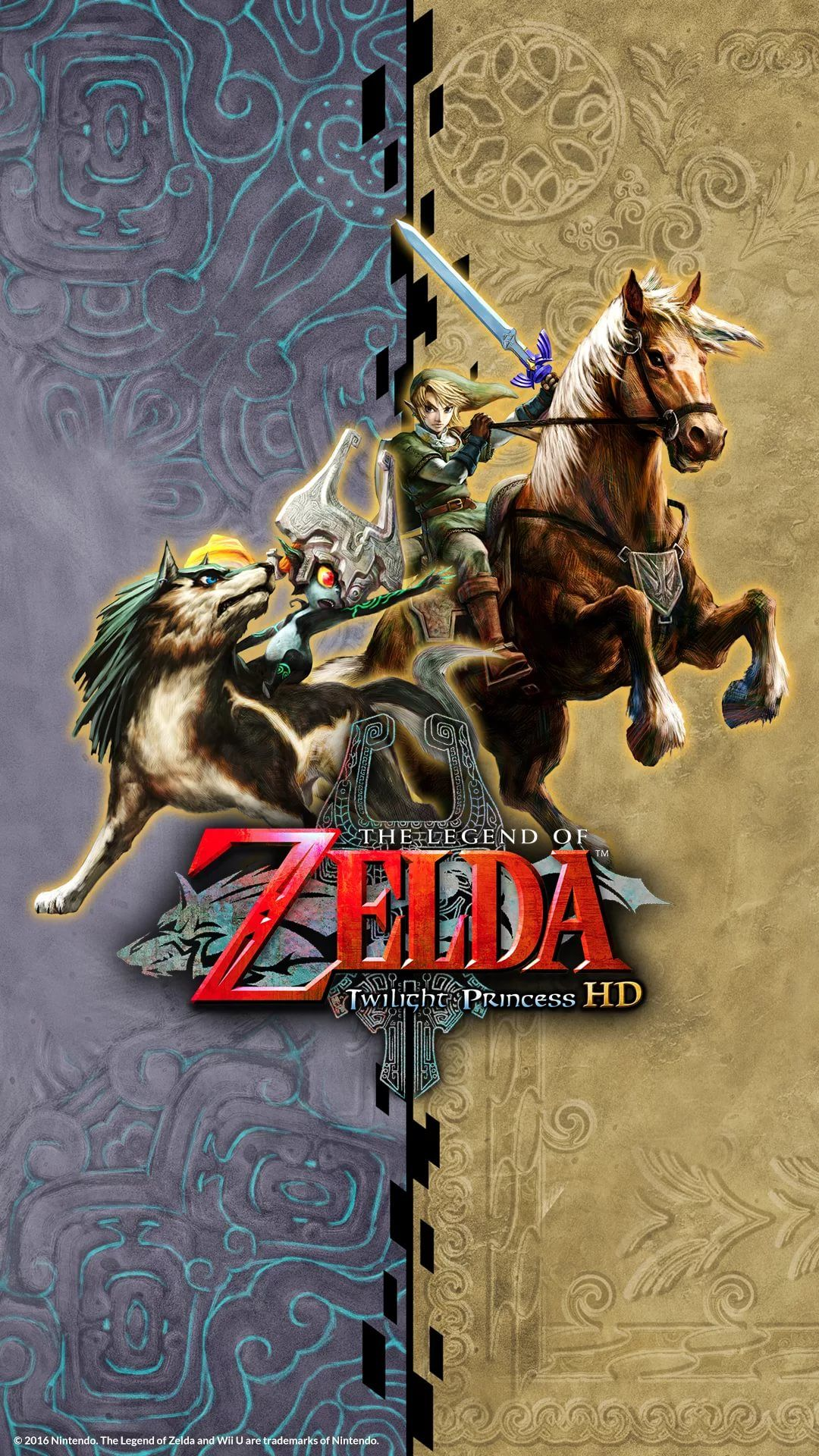 Zelda Live iPhone hd wallpaper