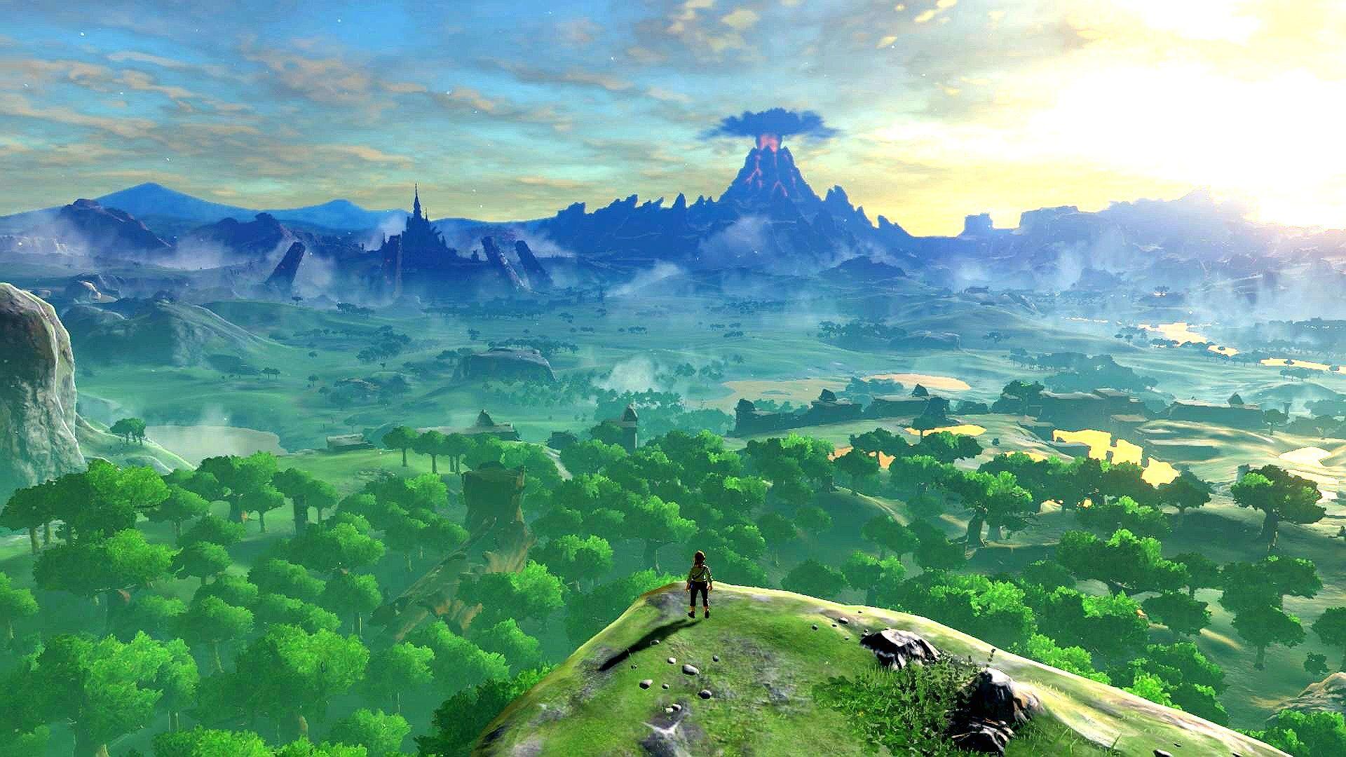 Zelda Live High Definition
