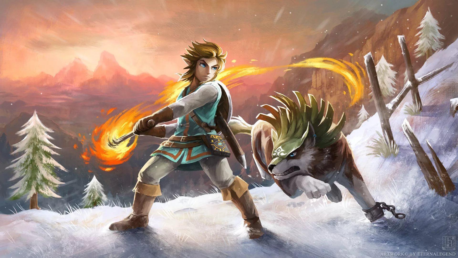 Zelda Live HD 1080 wallpaper