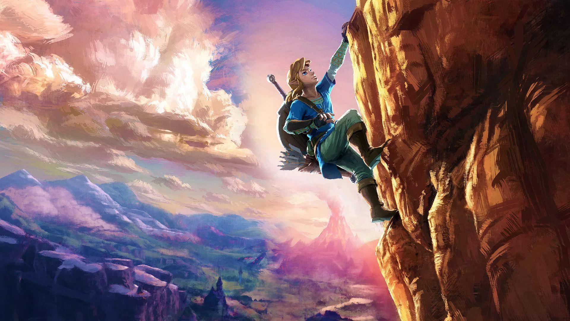 Zelda Live full wallpaper