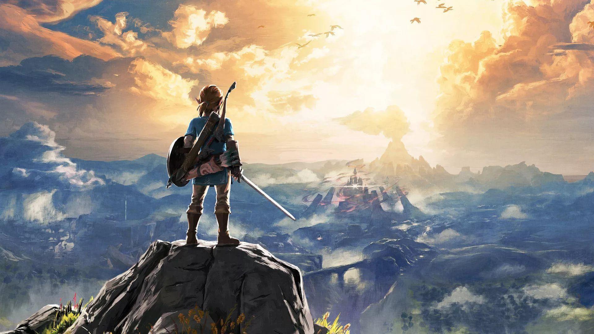 Zelda Live wallpaper download