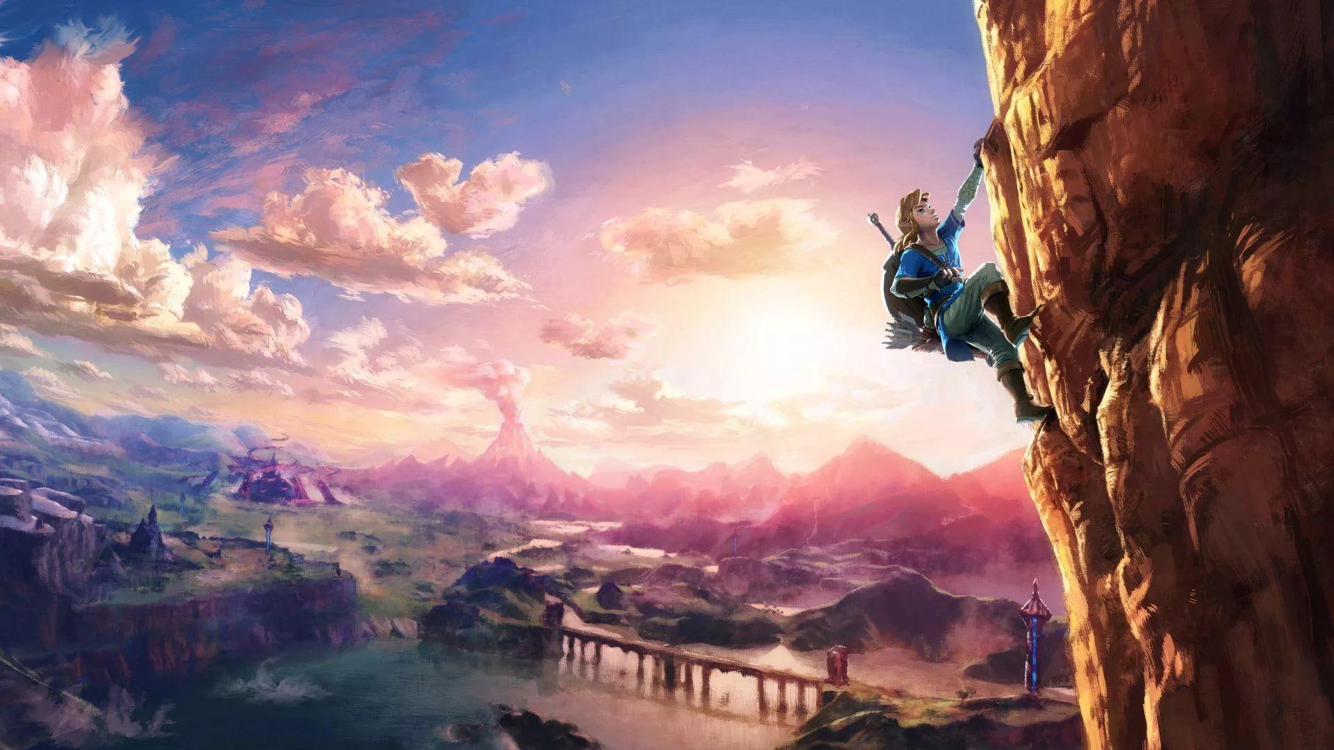 Zelda Live free download wallpaper