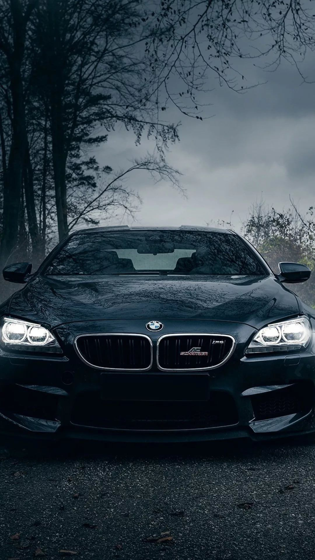 Bmw M5 E60 wallpaper for android