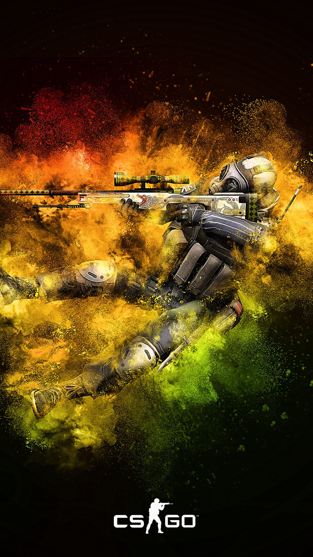 Cs Go wallpaper for android