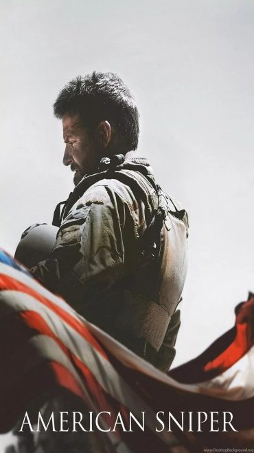 American Sniper iPhone hd wallpaper