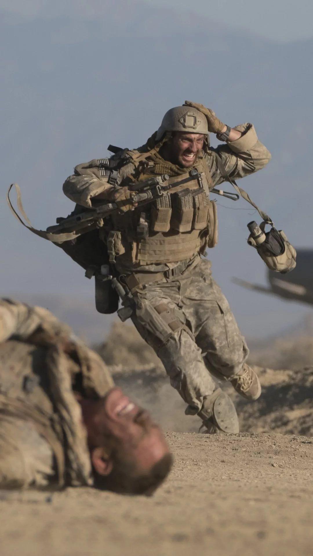 American Sniper iPhone 5 wallpaper