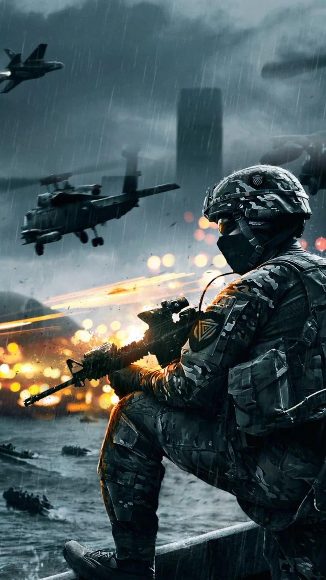 American Sniper phone wallpaper