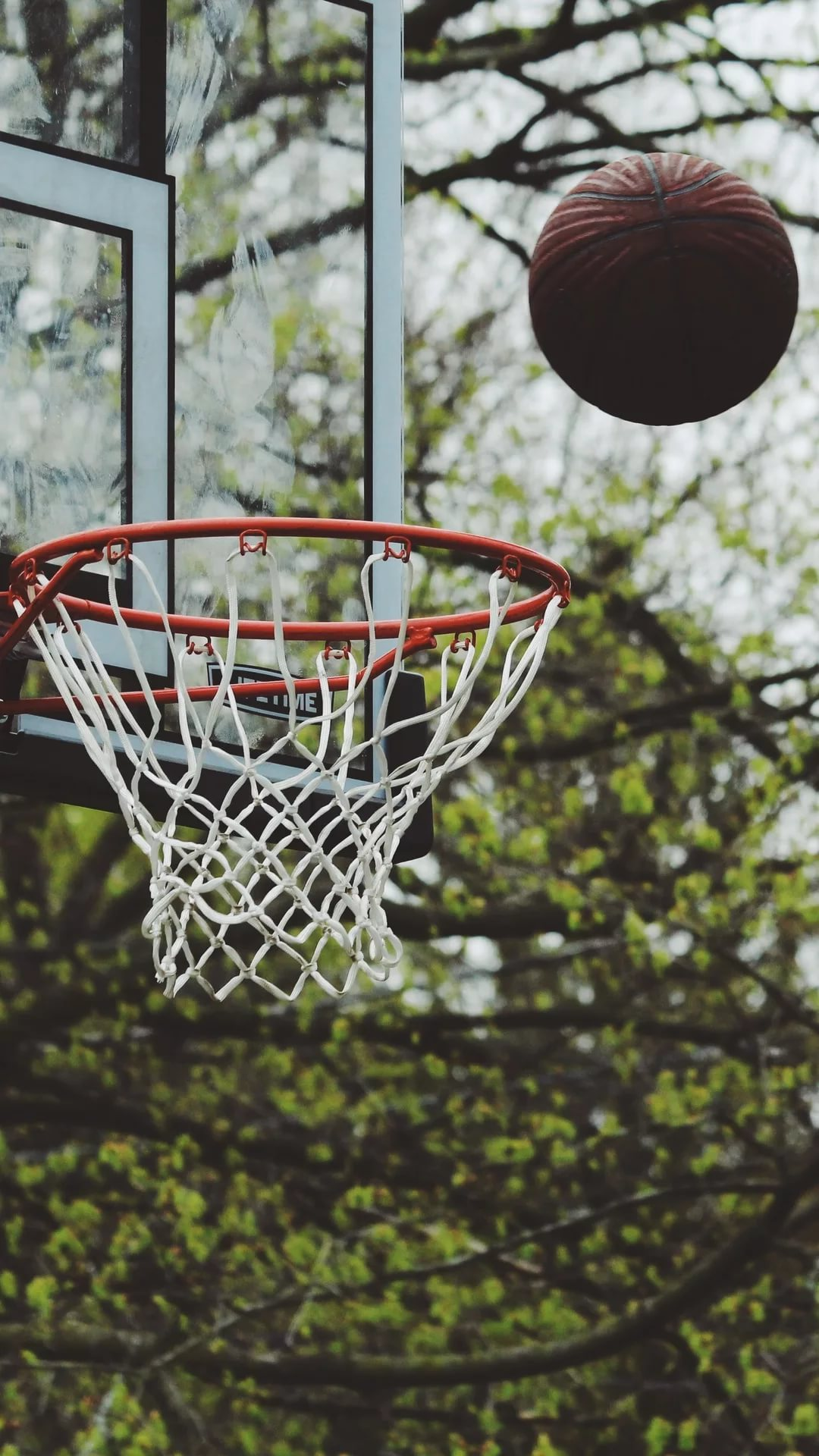 Basketball Court wallpaper for iPhone