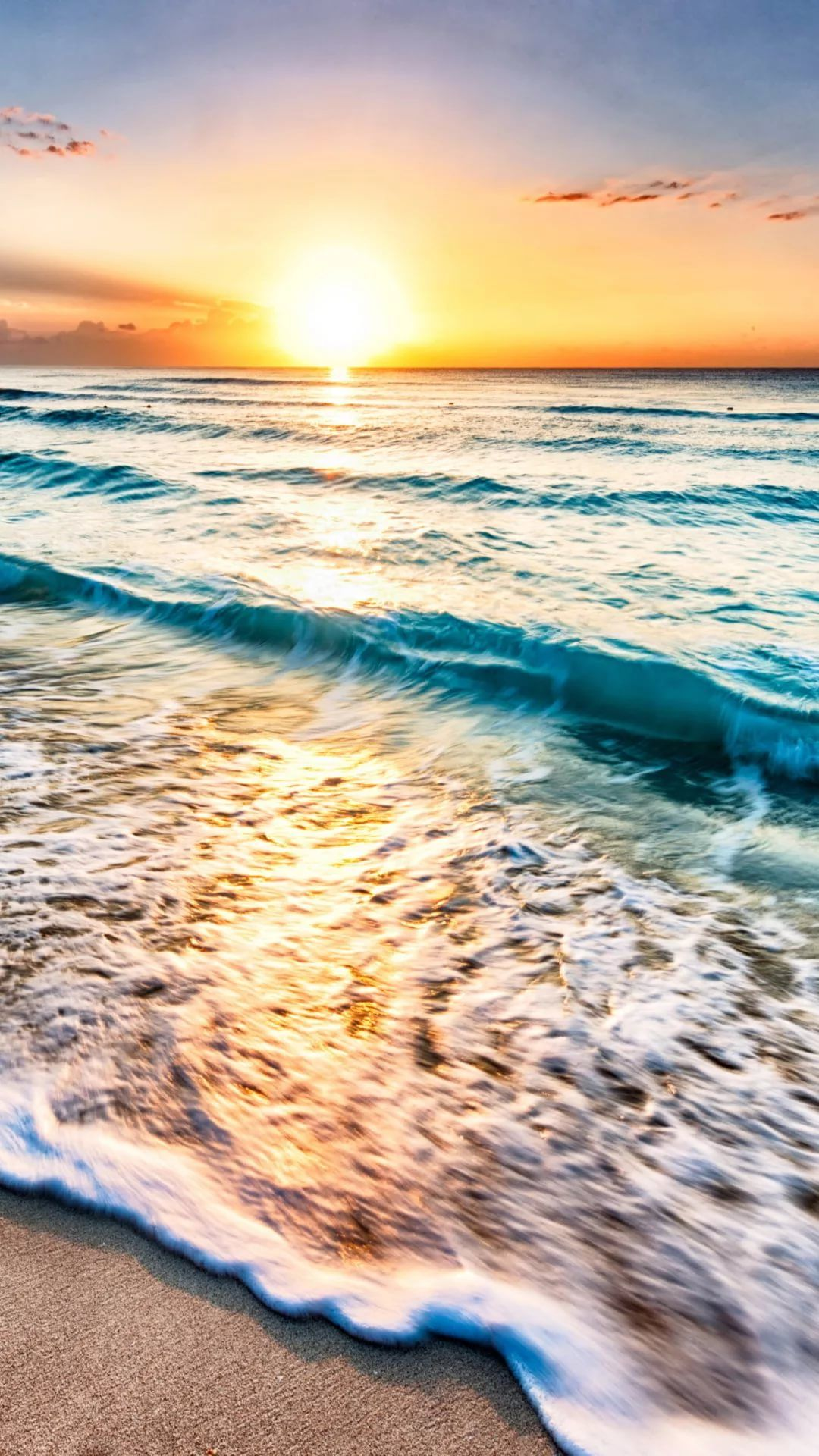 Beach iPhone 5 wallpaper