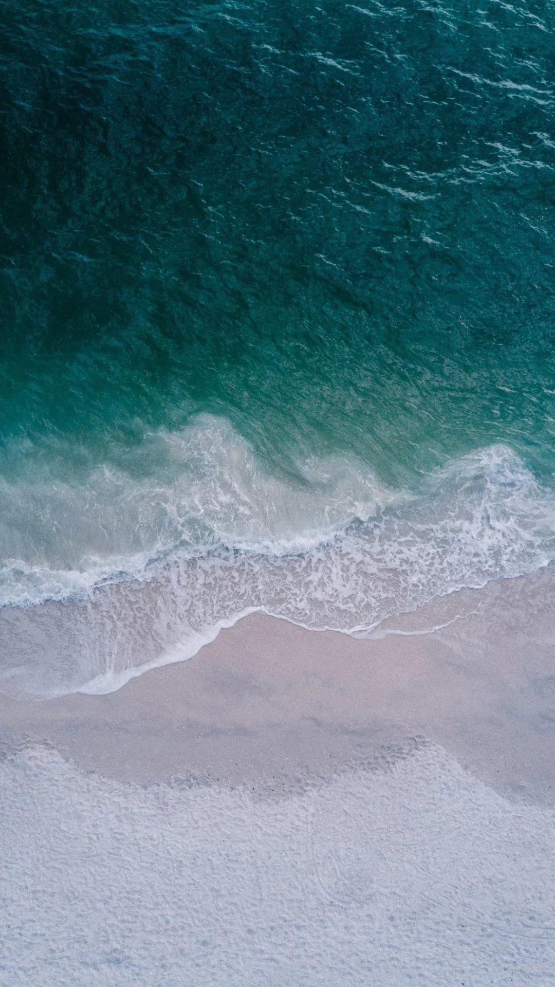 Beach iPhone hd wallpaper