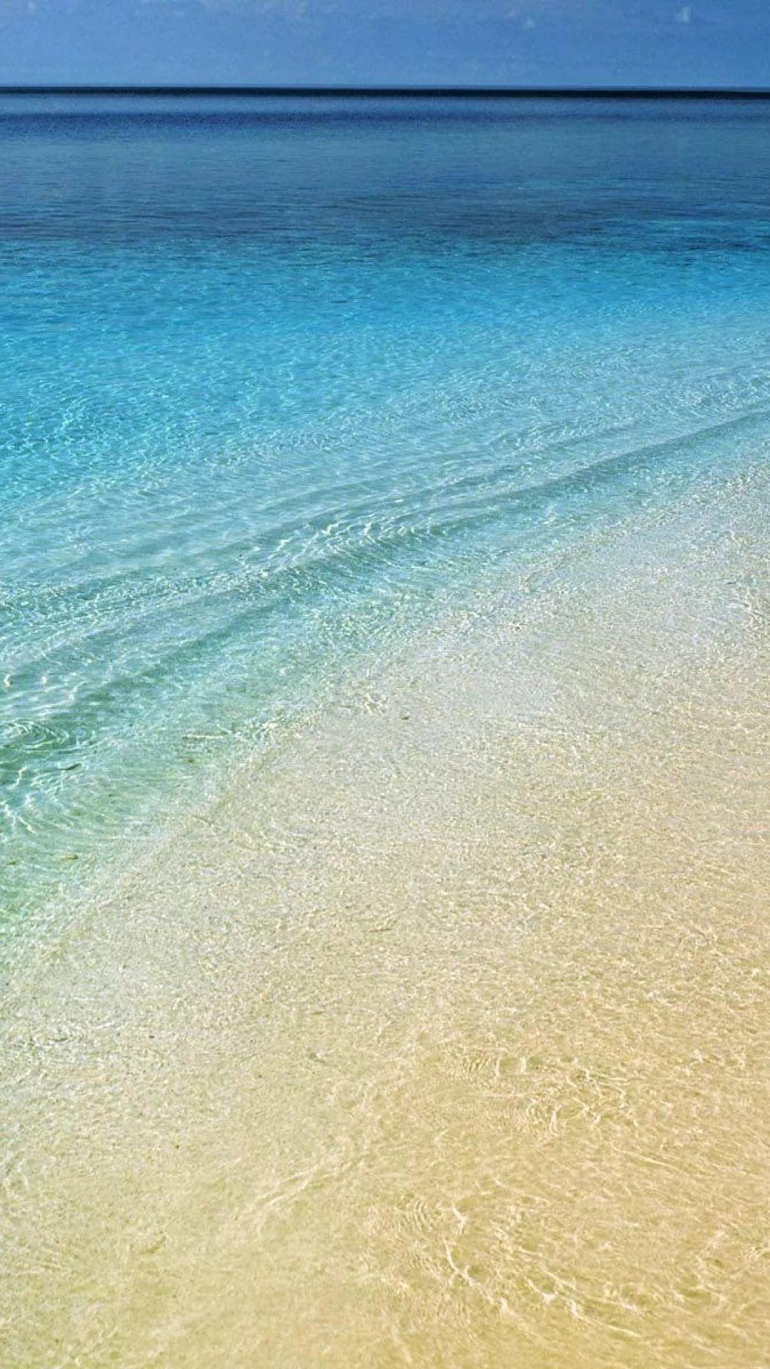 Beach iPhone 6 wallpaper