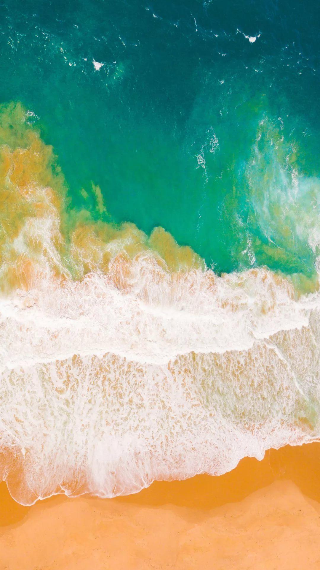 Beach Tumblr iPhone 7 wallpaper