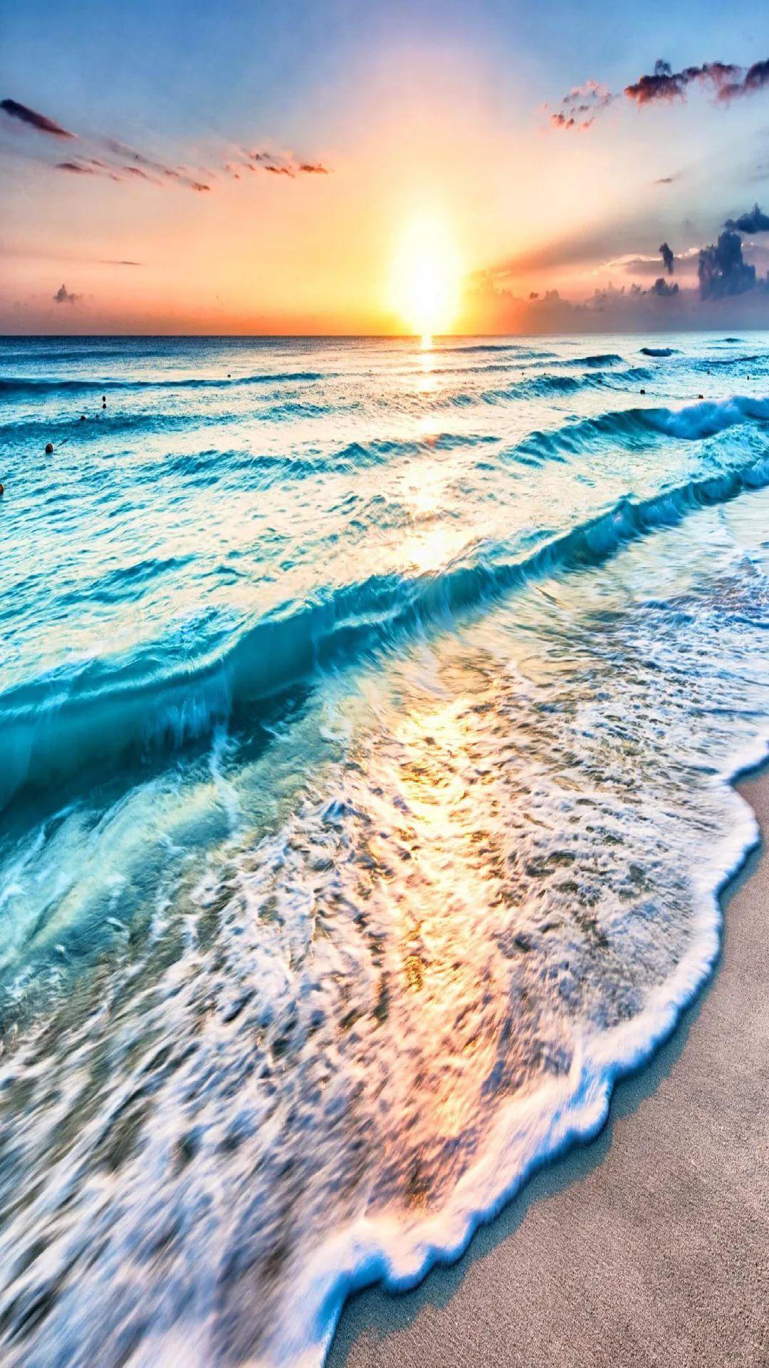 Beach Tumblr phone wallpaper
