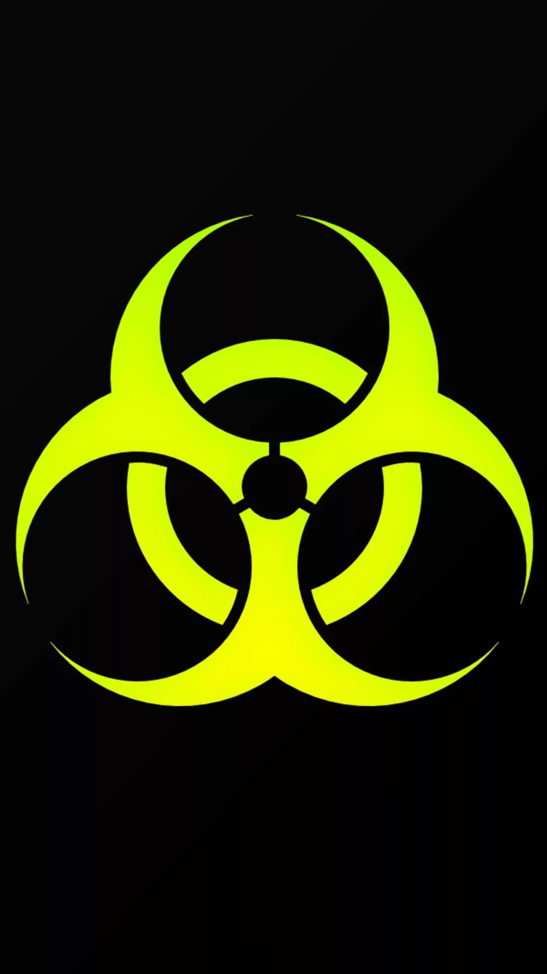 Biohazard iPhone 6 wallpaper