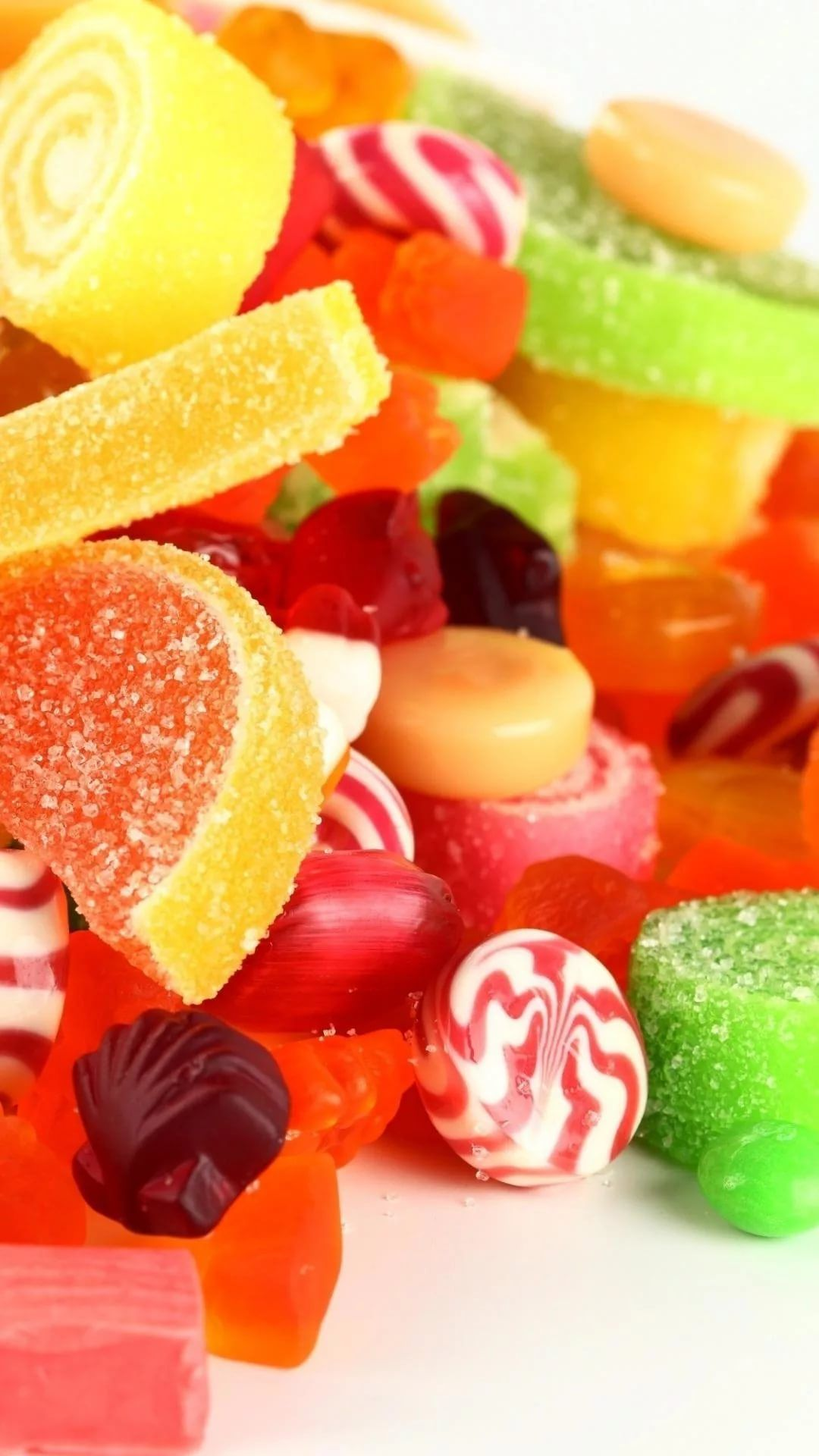 Candy wallpaper for android
