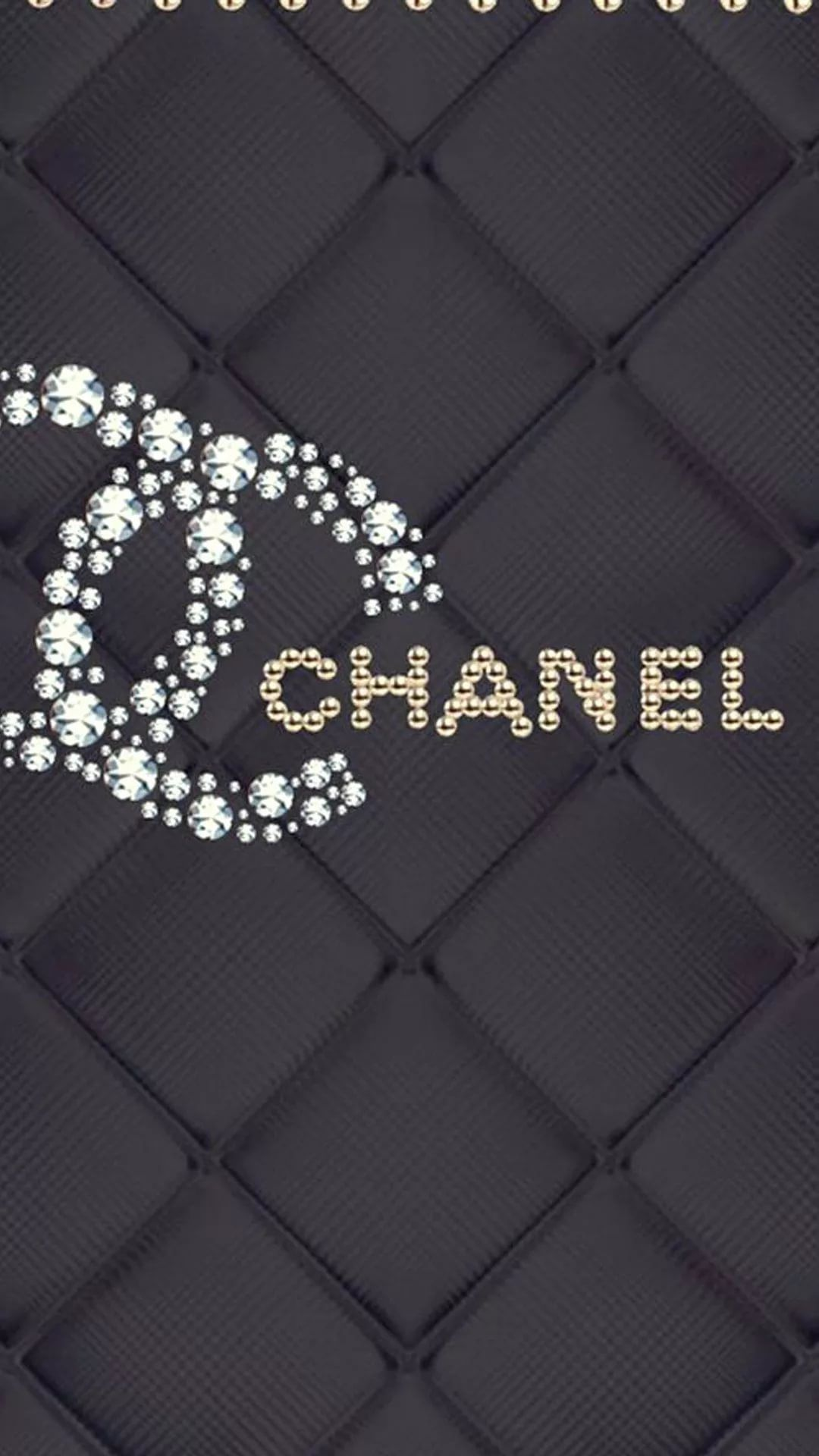Chanel Background iPhone hd wallpaper