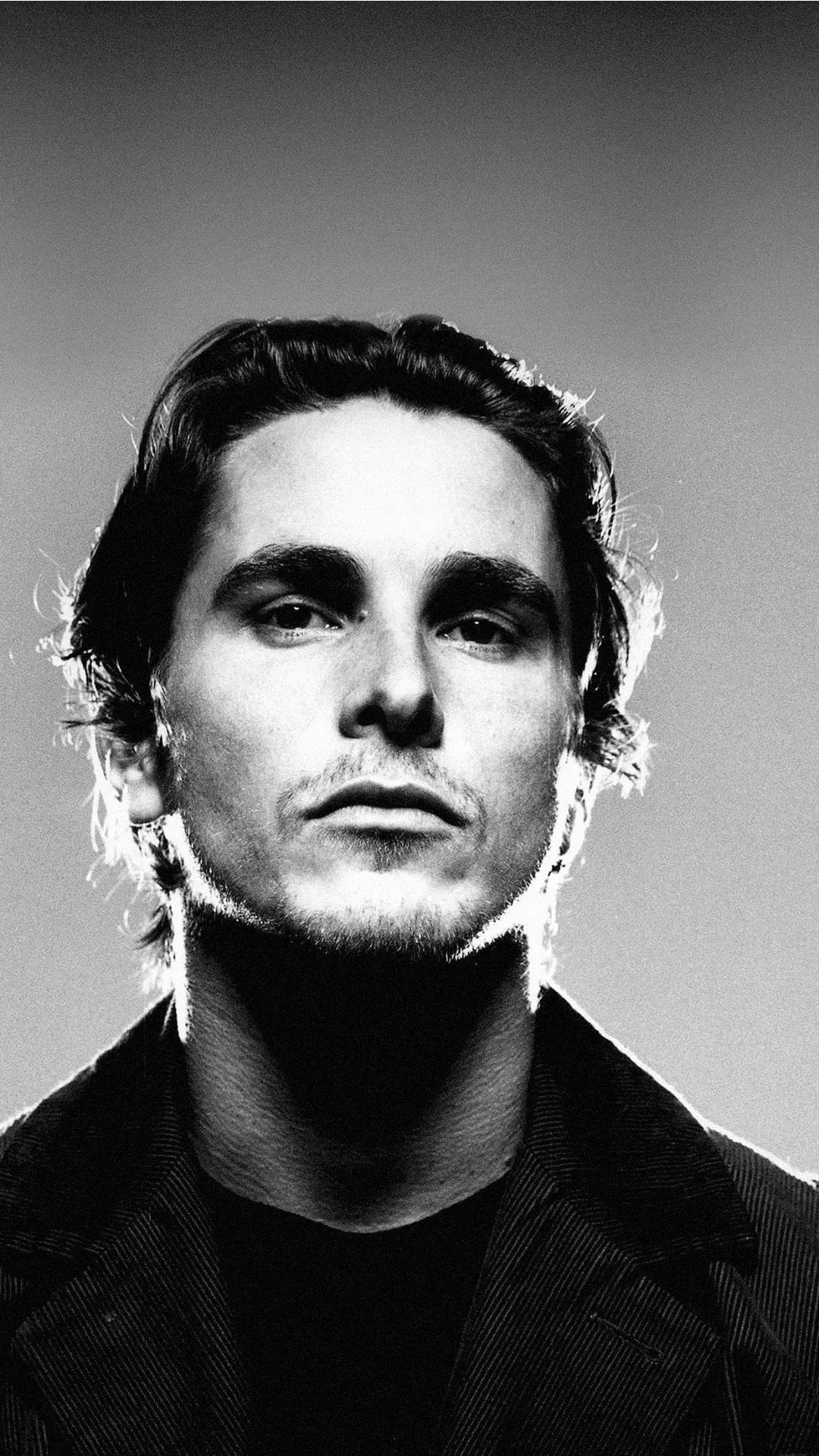 Christian Bale iPhone 6 wallpaper