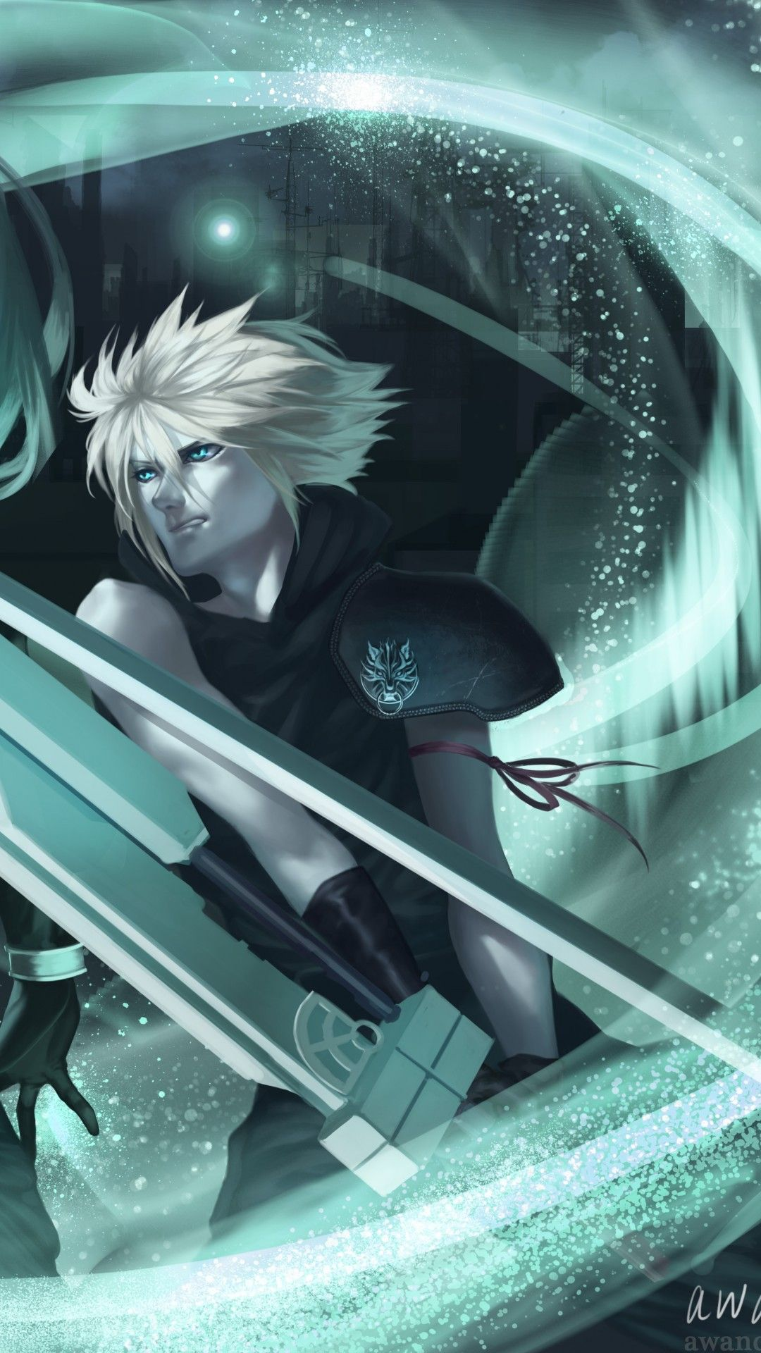 Cloud Strife hd wallpaper