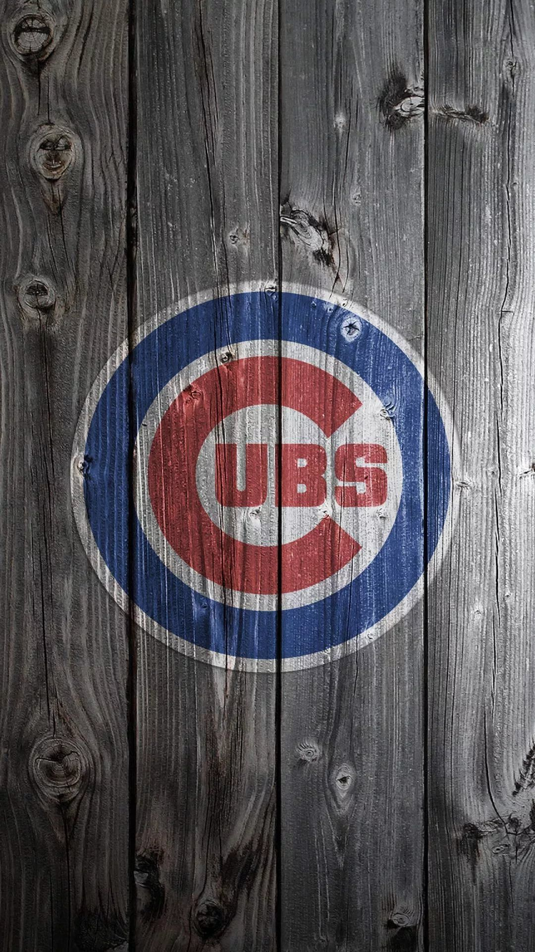 Cubs iPhone 5 wallpaper