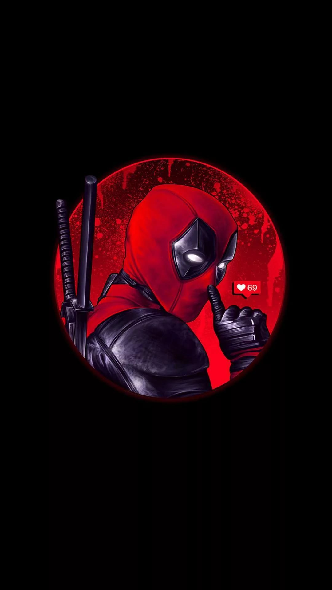 Deadpool iPhone 7 wallpaper