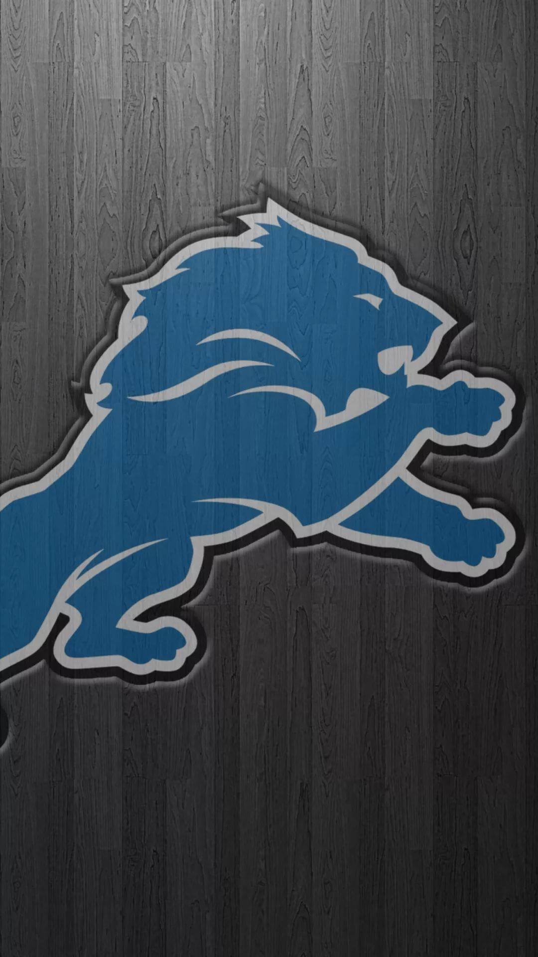 Detroit Lions iPhone 6 wallpaper