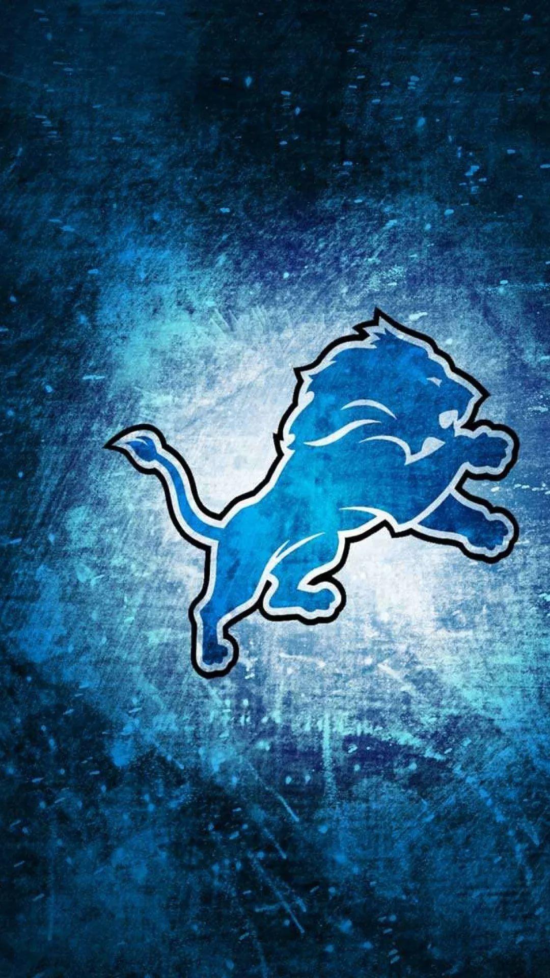 Detroit Lions phone wallpaper
