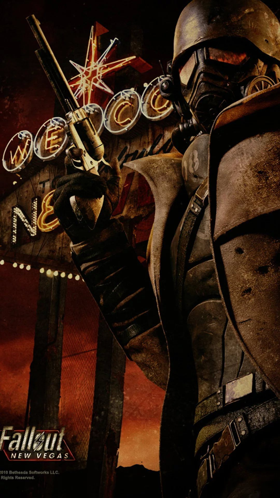 11 Fallout New Vegas Iphone Wallpapers Wallpaperboat