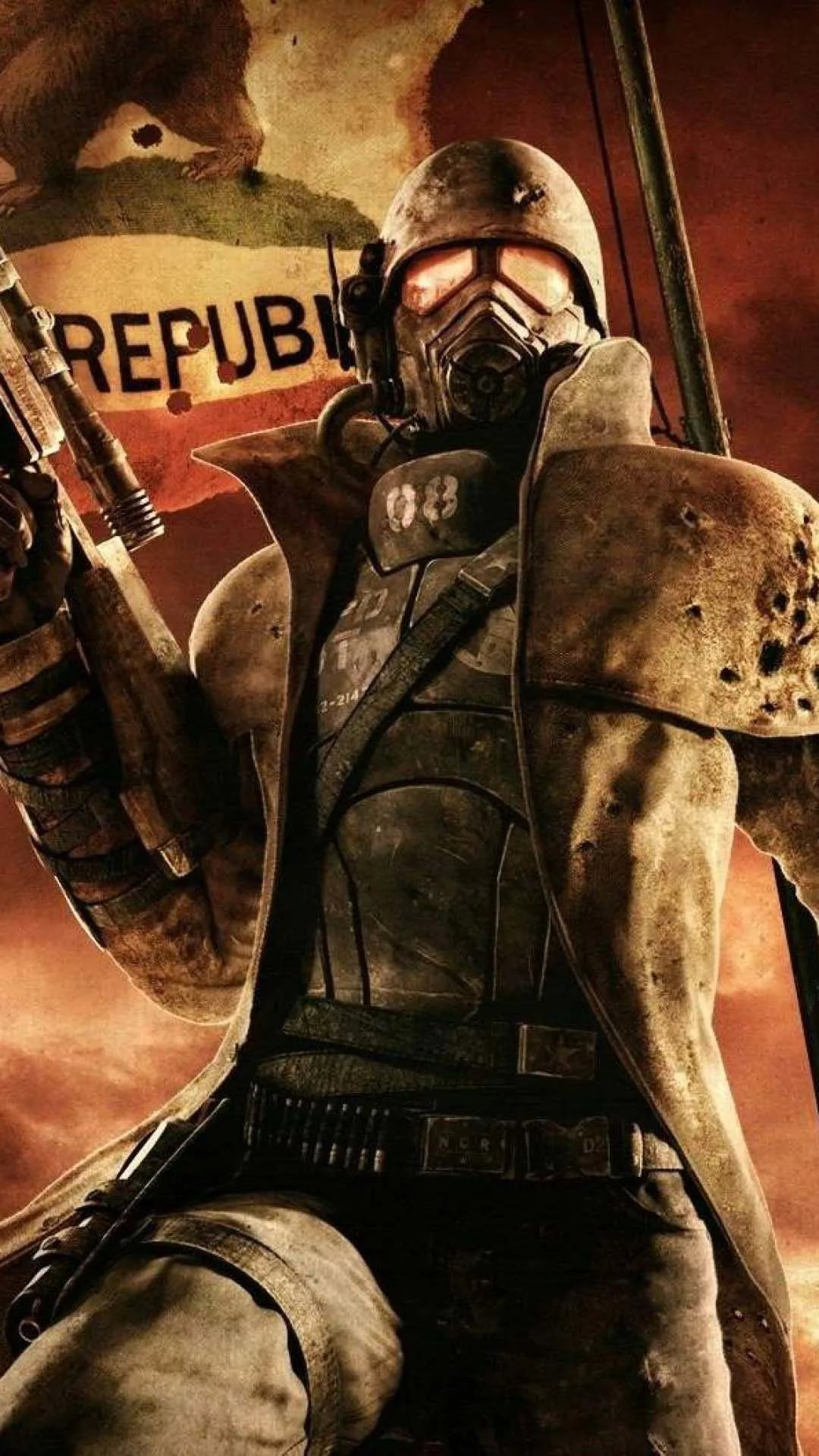 Fallout New Vegas hd wallpaper