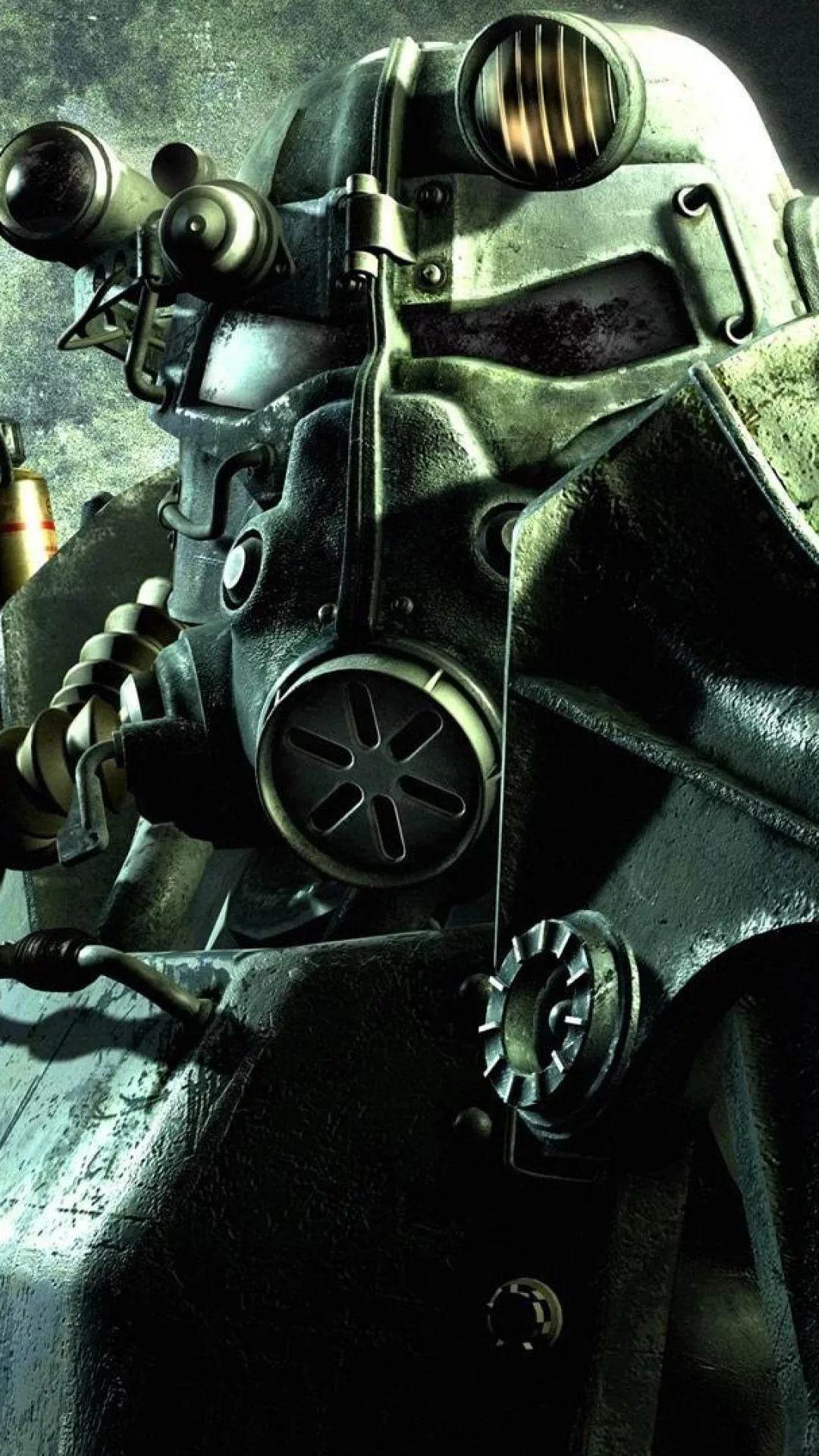 Fallout Обои На Телефон