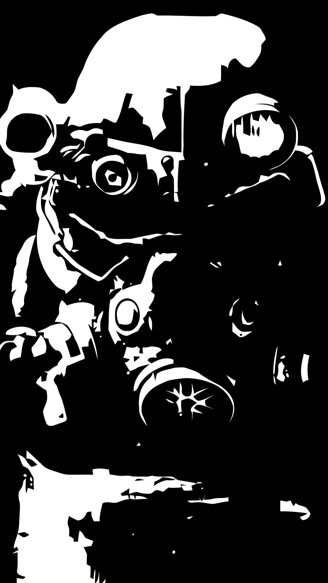 Fallout New Vegas iPhone 7 wallpaper