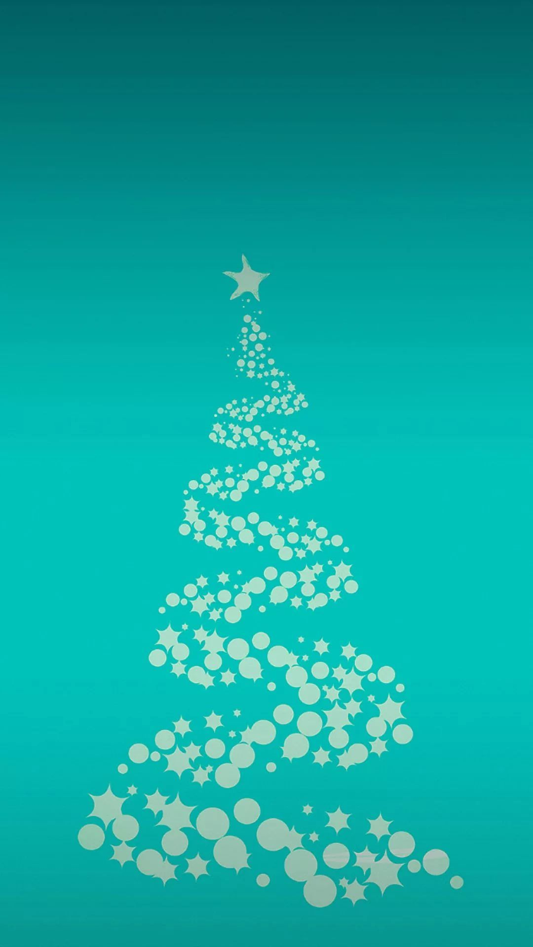 Free Christmas iPhone 5 wallpaper