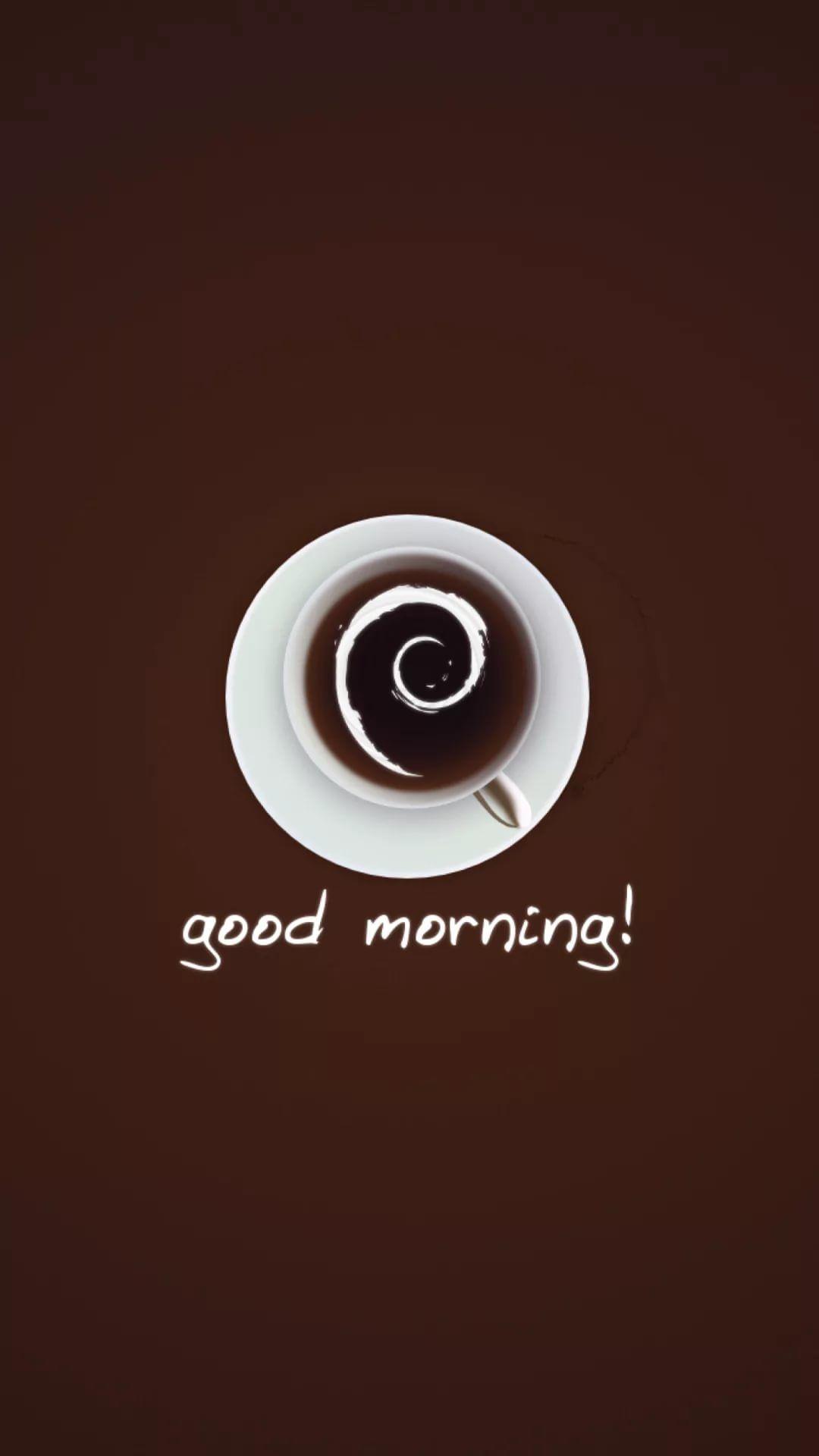 Free Good Morning Image phone background