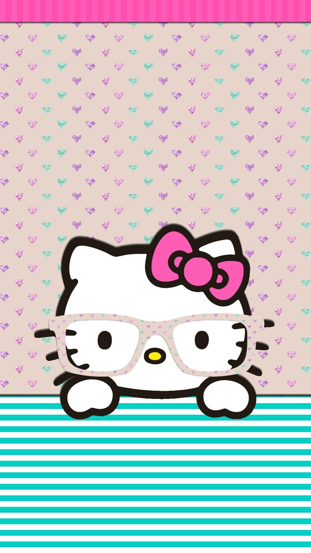 Hello Kitty iPhone hd wallpaper