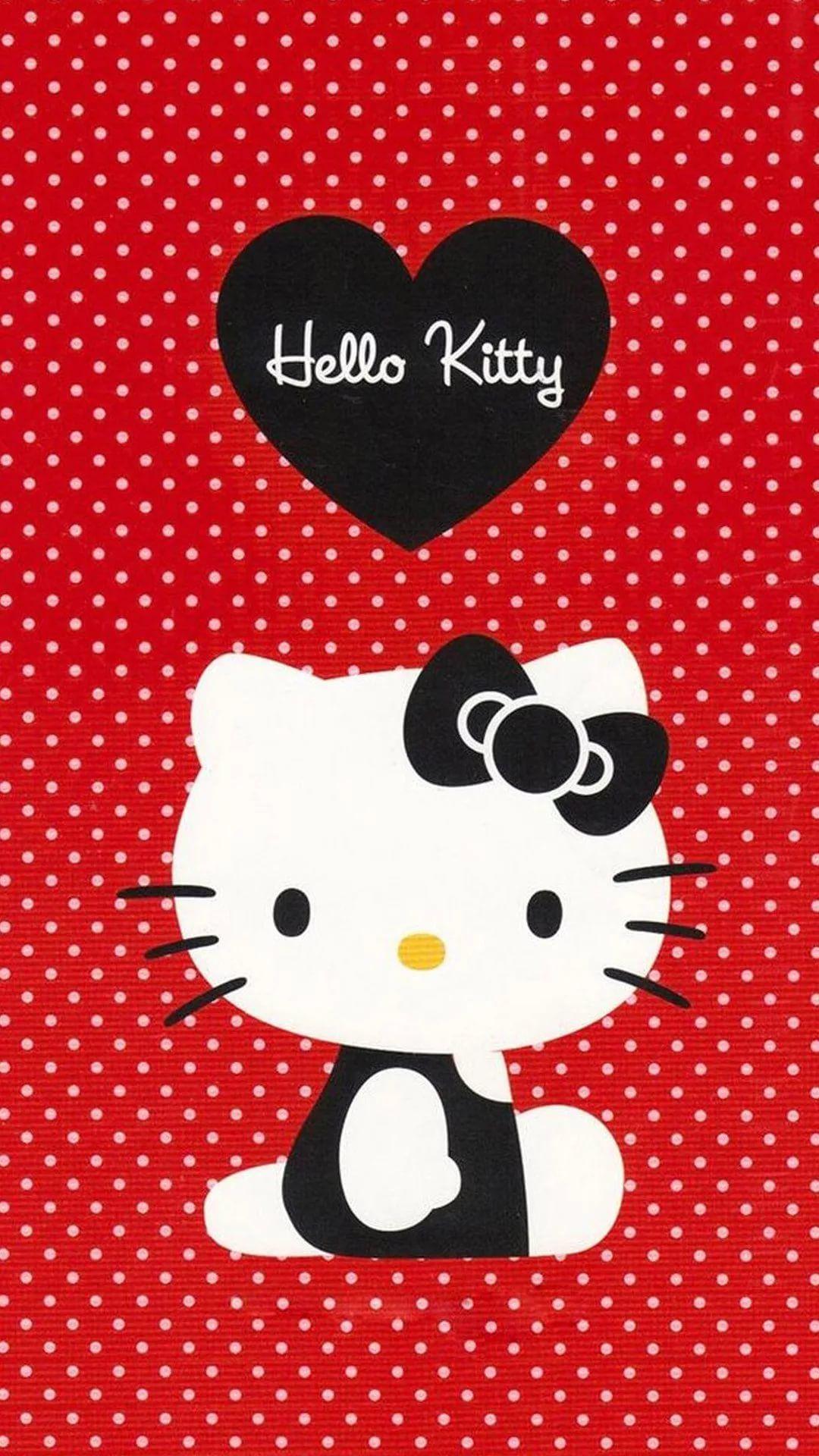 Hello Kitty phone background
