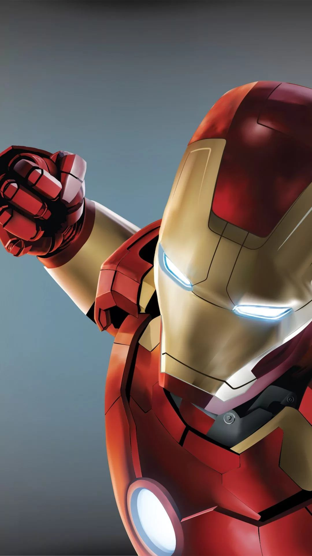 Iron Man For Mobile iPhone hd wallpaper