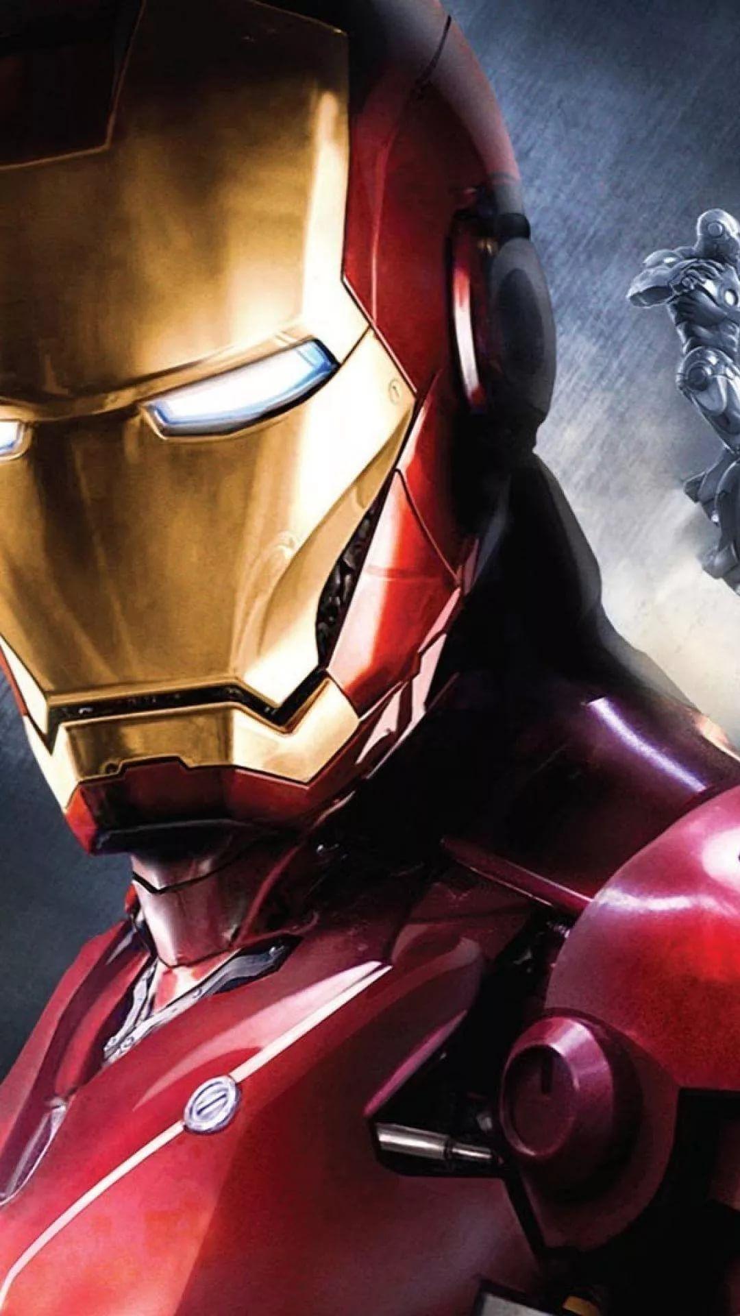 Iron Man For Mobile wallpaper