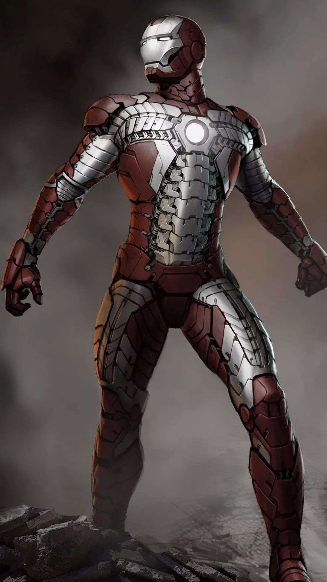 Iron Man For Mobile iPhone 5 wallpaper