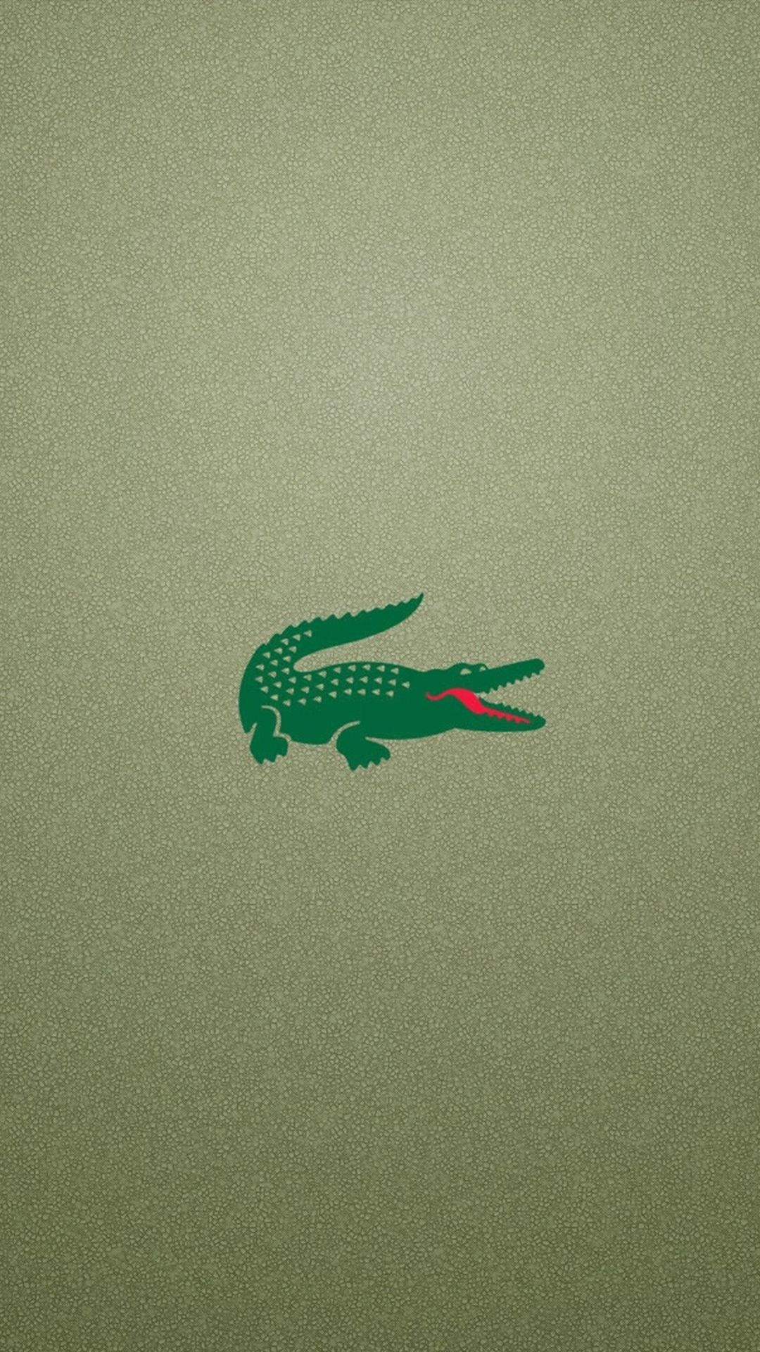 Lacoste iPhone 5 wallpaper